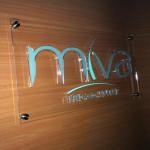 Letrero Miva